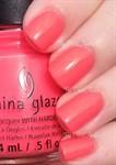 "China Glaze Thistle Do Nicely, 14 мл. - Лак для ногтей ""Цветок чертополоха"" - фото 8577"