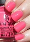 "China Glaze Peonies & Park Ave, 14 мл. - Лак для ногтей ""Пионы на Парк-авеню"" - фото 8581"