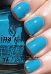 "China Glaze Wait N' Sea, 14 мл. - Лак для ногтей ""В ожидании"" - фото 8635"