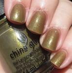 """China Glaze Mind The Gap, 14 мл. - Лак для ногтей """"Не Заходи За Черту!"""" - фото 8715"""
