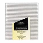 OPI Gold Cushioned File - Золотая доводочная пилка 120 грит для искусственных ногтей - фото 9867